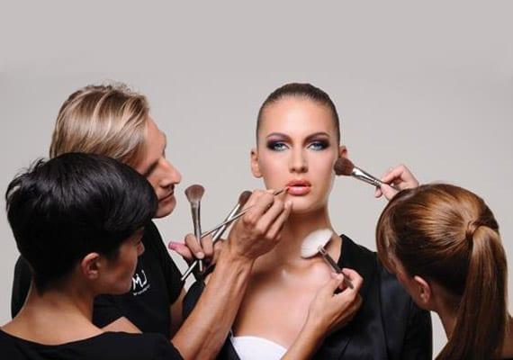 Maquillaje para medios Escénicos y Producciones Audiovisuales